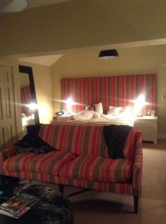 Milsoms Kesgrave Hall : beautiful room number 21
