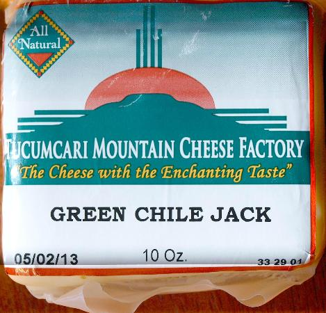 Tucumcari Mountain Cheese Factory: We loved this cheese