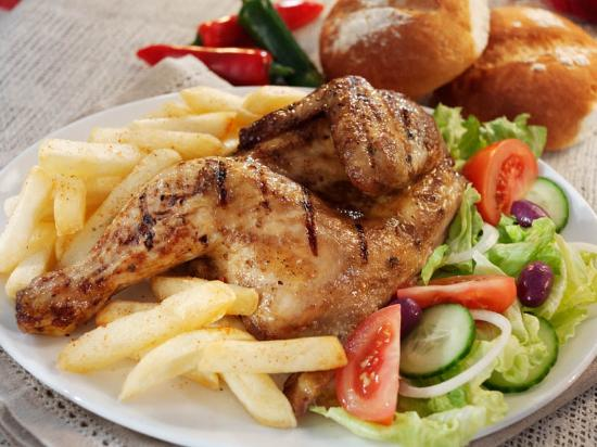 Diego's Take Away Burgess Road: Peri Peri Chicken