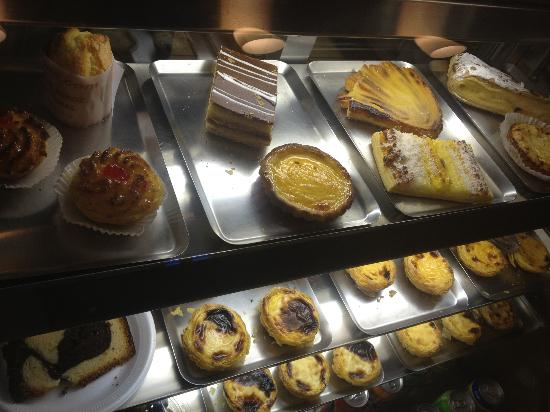 Diego's Take Away Burgess Road: Portuguese Patisserie