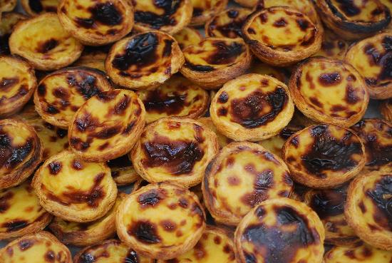 Diego's Take Away Burgess Road: Pastel de Nata