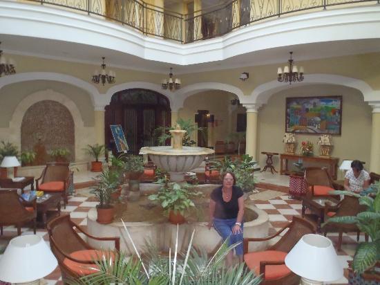 Iberostar Grand Hotel Trinidad: lobby of hotel