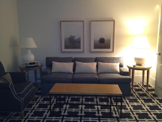 Garden Court Hotel: suite