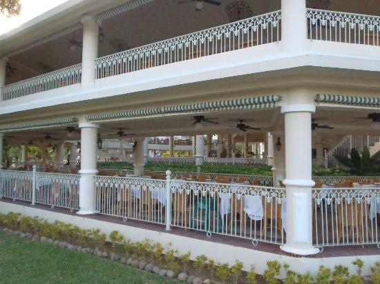 ClubHotel Riu Negril: lunch buffet