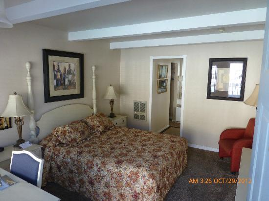 Shell Beach Inn: Clean rooms