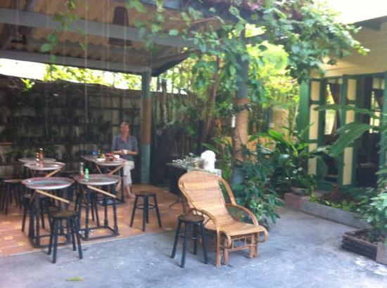 Baan Tepa: breakfast spot