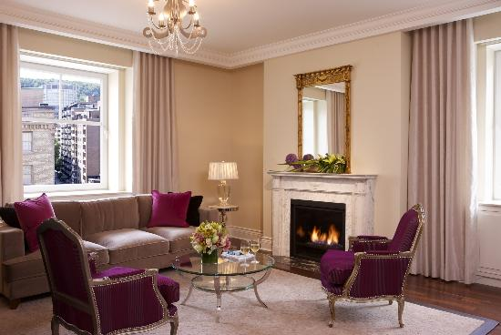 The Ritz-Carlton, Montreal : The One Bedroom Suite
