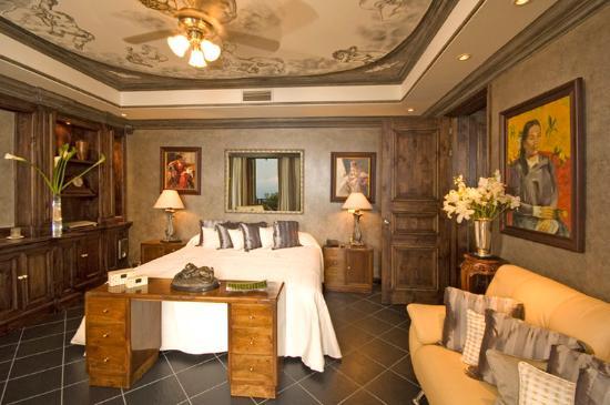 Zephyr Palace Luxury Rental Mansion: Habitación Años 20