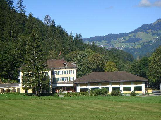 Hotel Bad Serneus: Front View