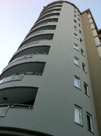 Okan Tower Apart Hotel : June 2012