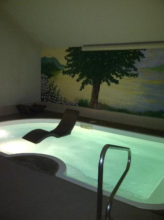 Belamere Suites: In-room pool