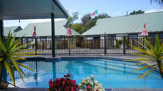 Cheviot Park Motor Lodge: Swimming Pool
