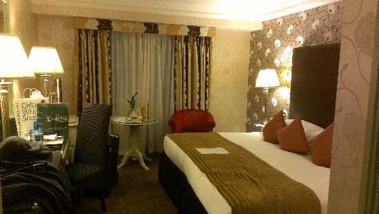 Brooks Hotel: Rm 514