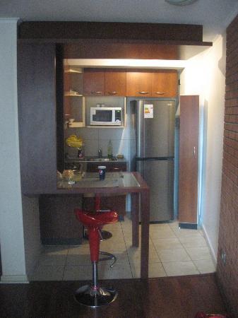 Apart Urbano Bellas Artes: Cozinha do Apart Duplex