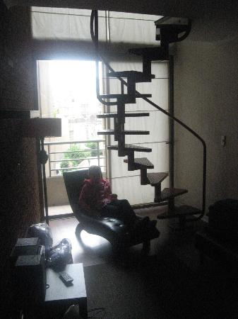 Apart Urbano Bellas Artes: Duplex