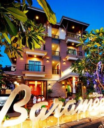 Baramee Resortel: Exterior