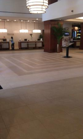 Las Palmeras, a Hilton Grand Vacations Club: lobby