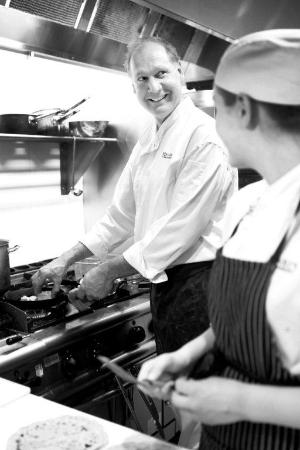 Henri's: Head Chef - Tony Klasen