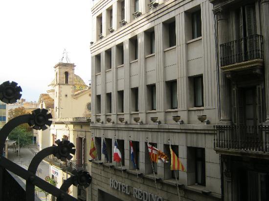 Grupotel Gravina: Desde el balcon de la habitación