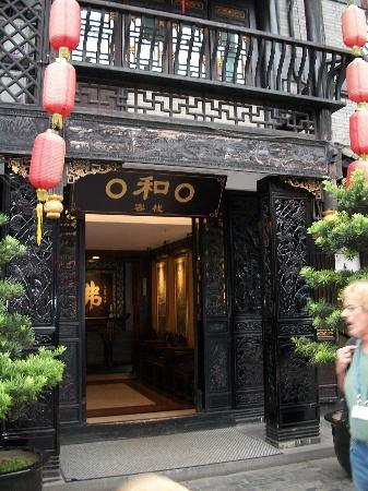 BuddhaZen Hotel: Hotel entrance