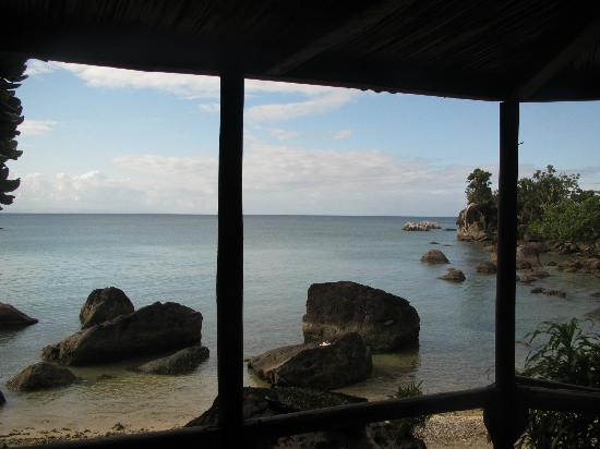 Natiora Green Lodge : View from our bungalow