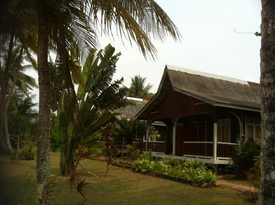 Cherating, Malasia: Rooms