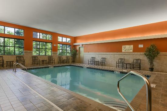 Homewood Suites by Hilton Binghamton/Vestal: Indoor Pool