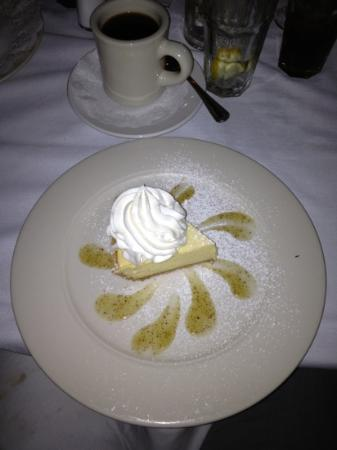 Oscar's Place: Key Lime Pie!