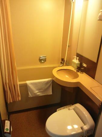 Hotel Route Inn Court Chikuma Koshoku: unit bath