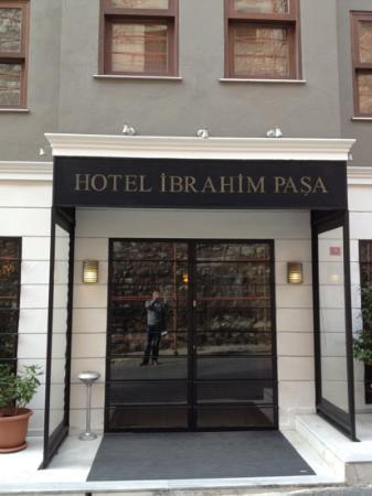 写真イスタンブール ホテル イブラヒム パシャ枚