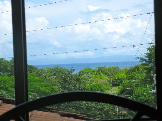 Hotel Villa Casa Blanca: Viw from the room