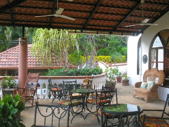 Hotel Villa Casa Blanca: Breakfast