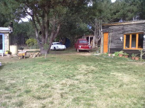 Bouland Uruguay: coches muy de la zona