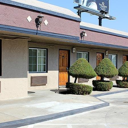 Best Budget Inn Fresno Exterior