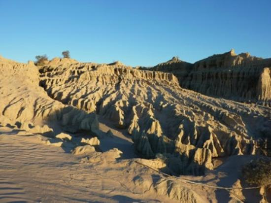 attraction review reviews mungo national park wentworth south wales