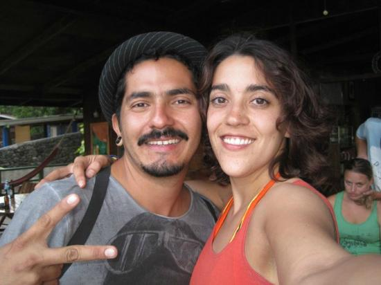 Hospedaje La Libertad: dientas