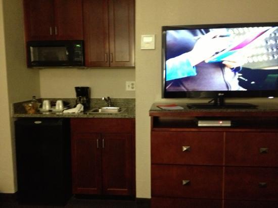 Capitol Hill Hotel: mini cozinha