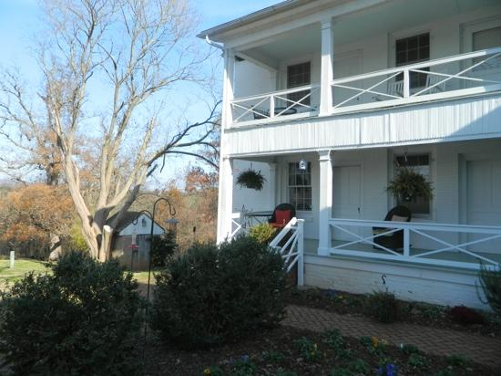 Inn at Meander Plantation: Rooms in Main House