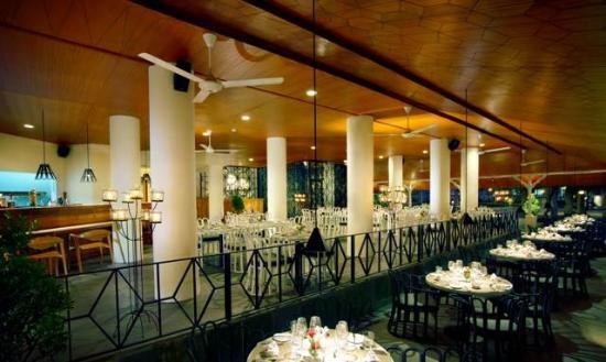 Bali Luna Restaurant: Terrace