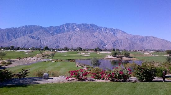 Cimarron Golf Resort: View from the First Tee