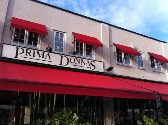 Prima Donnas  a land mark for West Wickham