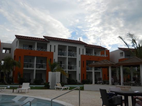 Now Larimar Punta Cana: Garden view rooms