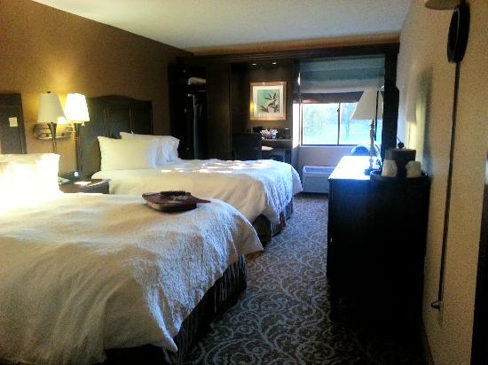 Hampton Inn Exton : Room