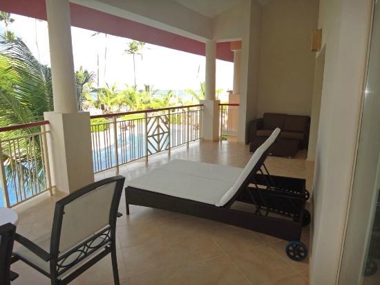 Majestic Elegance Punta Cana: Balcony