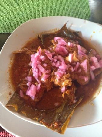 Rincon Yucateco: Cochinita