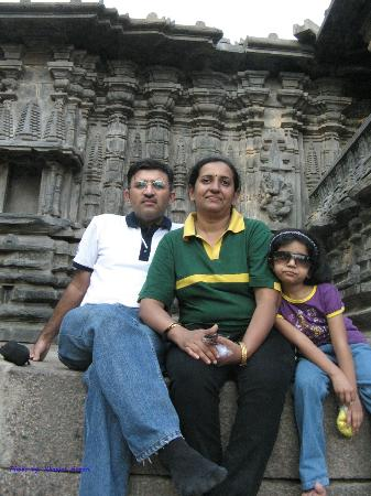 Thousand Pillar Temple: I am counting my blessing..