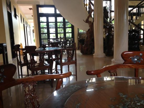 Phu Thinh Boutique Resort & Spa: Phu thinh 2 reception