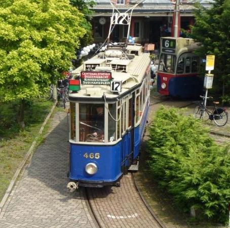 阿姆斯特丹交通博物馆