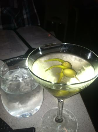 Ondo's Spanish Tapas and Bar: basque martini