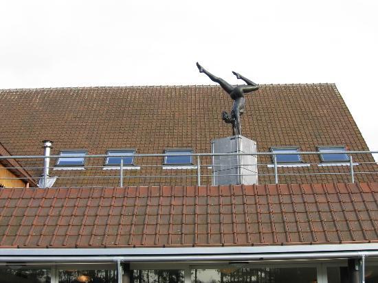Hotel Stiemerheide: view